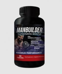 Man Builder - 2020 - ceny, skład, gdzie kupić